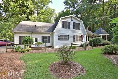 Buford Single Family Home New: 1284 Rock Springs Rd