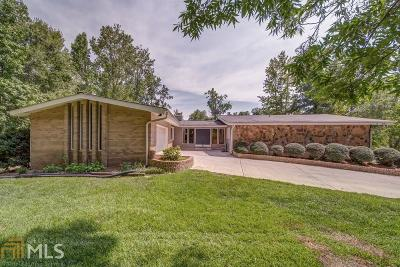 Powder Springs Single Family Home New: 5545 Moon Rd