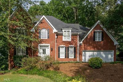 Acworth Single Family Home New: 1728 McLain Rd