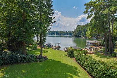 Gwinnett County Single Family Home New: 3675 N Berkeley Lake Rd