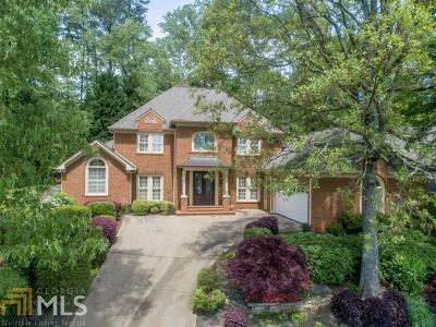 Roswell Single Family Home New: 2340 Steeplechase Ln