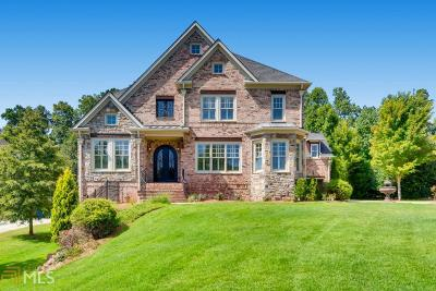 Alpharetta Single Family Home New: 355 Creek Pt