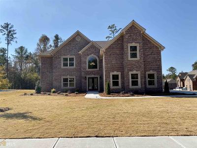 Conyers Single Family Home New: 1305 Ruth Ln #2