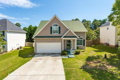 Clayton County Single Family Home Under Contract: 1286 Partridge Ln