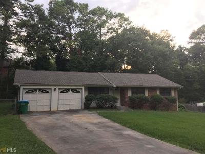 Lilburn Single Family Home Under Contract: 905 Hickory Ridge Rd