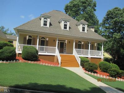 Stone Mountain Single Family Home New: 7450 Waters Edge Dr