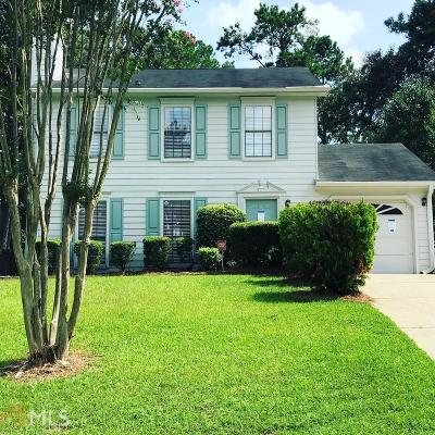 Snellville Single Family Home New: 3588 Chinaberry Ln