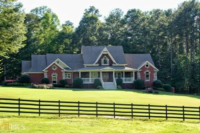 Douglasville Single Family Home New: 621 Bearden Rd