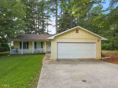 Lawrenceville Single Family Home New: 345 Scenic Hwy
