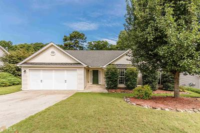 Winder Single Family Home New: 1096 Sutherland Dr