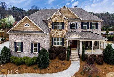 Marietta Single Family Home New: 4571 Wigley Estates Rd