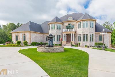 Fayetteville Single Family Home New: 726 Goza Rd
