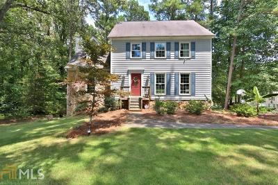 Lilburn Single Family Home New: 1308 Chesapeake Dr