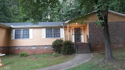 Stone Mountain Single Family Home New: 5368 Fieldgreen Dr