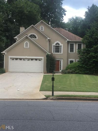 Alpharetta Single Family Home New: 12165 Leeward Circle Walk #4