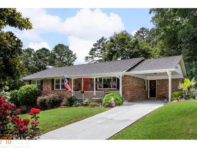 Chamblee Single Family Home New: 2942 Appling Cir