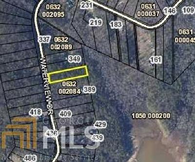 Lagrange Residential Lots & Land New: Waterview Dr