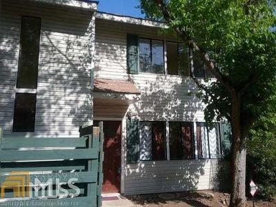 Clayton County Condo/Townhouse New: 7560 Taylor Rd