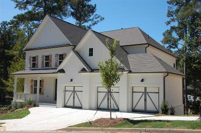 Holly Springs Single Family Home New: 244 Harmony Lake Dr