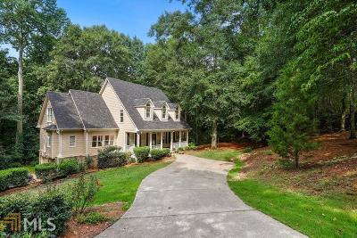 Loganville Single Family Home New: 3135 Berry Rd