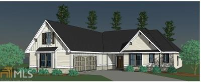 Butts County Single Family Home New: Marina Cir