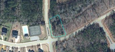 Griffin Residential Lots & Land New: 127 Coldwater Ln