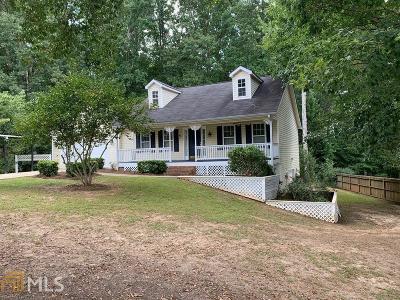 Hiram Single Family Home New: 290 Hayes Trce