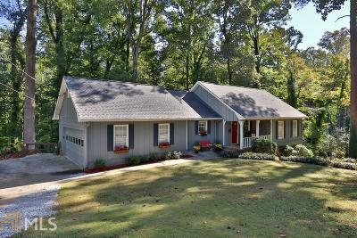Lilburn Single Family Home New: 570 Village Green Ct