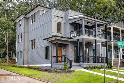 Grant Park Single Family Home New: 702 Grant Ter