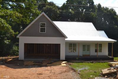 Griffin Single Family Home New: 1518 Zebulon #6