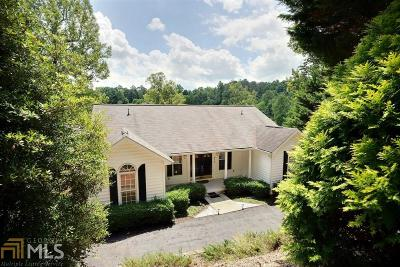 Towns County Single Family Home New: 677 Cheryl Dr