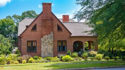 Columbus Single Family Home New: 1500 Hilton Ave