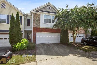 Gwinnett County Condo/Townhouse New: 556 Woodland Park Ter