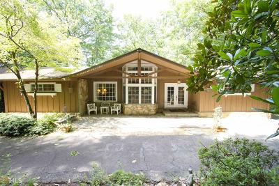 Rabun County Single Family Home New: 765 Lancelot