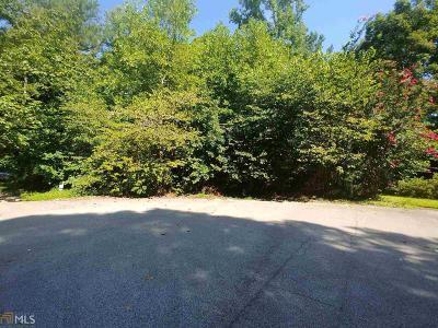 Cobb County Residential Lots & Land New: 1171 Aspen Log Pl