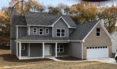 Winder Single Family Home New: 227 Mlk Jr