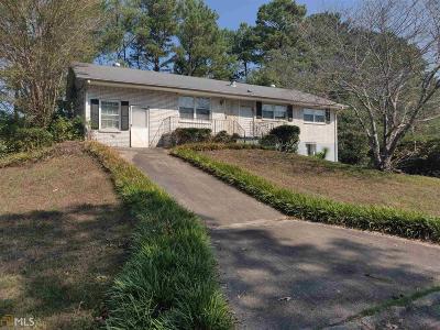Jonesboro Single Family Home New: 7123 Lady Heidi Ct