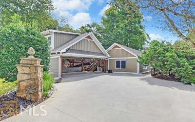 Rabun County Single Family Home New: 228 Country Club Dr