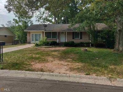 Jonesboro Single Family Home New: 7124 Lady Heidi Ct