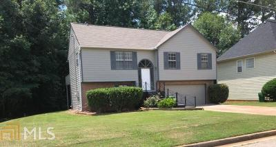 Decatur Single Family Home New: 3615 Woods Dr