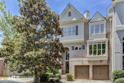 Dekalb County Condo/Townhouse New: 1364 Village Park Dr