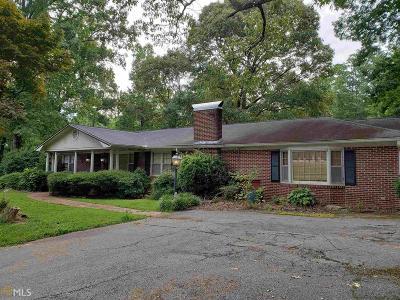 Carroll County Single Family Home New: 1016 Tyus Carroll Rd
