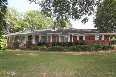 Elberton GA Single Family Home For Sale: $219,900