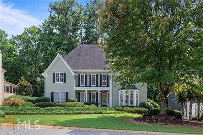 Acworth Single Family Home New: 5565 Fallsbrook Trce