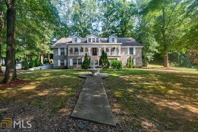 Decatur Single Family Home New: 2724 Kelly Lake Rd