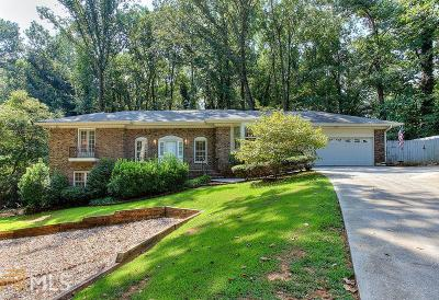 Lilburn Single Family Home New: 3704 Hunting Ridge Dr