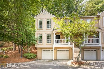 Sandy Springs Condo/Townhouse New: 101 Masons Creek Cir