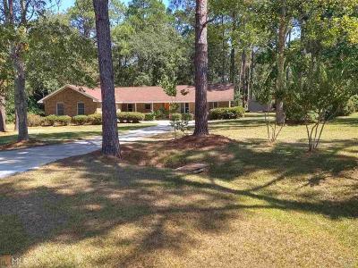 Statesboro Single Family Home For Sale: 3 Adrian Ct