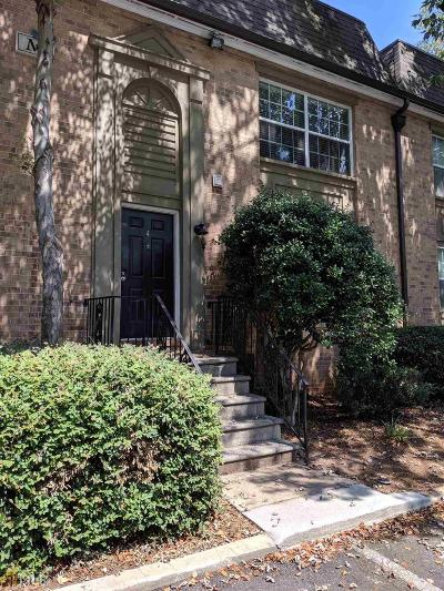 Sandy Springs Condo/Townhouse New: 6980 Roswell Rd #M4