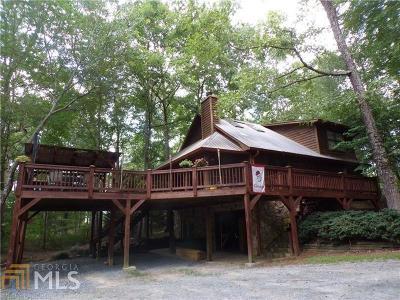Fannin County Single Family Home New: 196 Lake Cove Cir